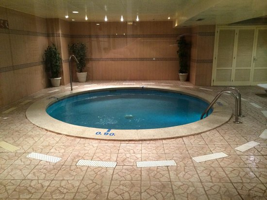 Indoor Heated Pool Picture Of H TOP Calella Palace