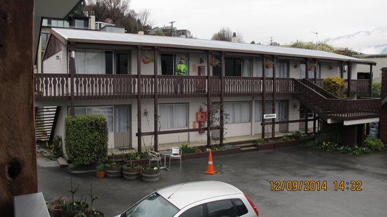 Queenstown Motel Apartments: The other rooms