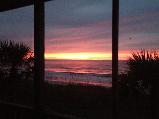 Litchfield Inn Dunes Private Screen Room Picture Of The
