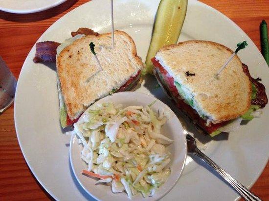 Lumberyard Rotisserie and Grill: BLT