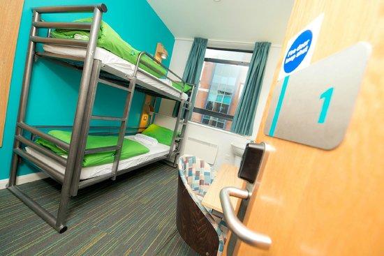 YHA London Oxford Street: Bedroom