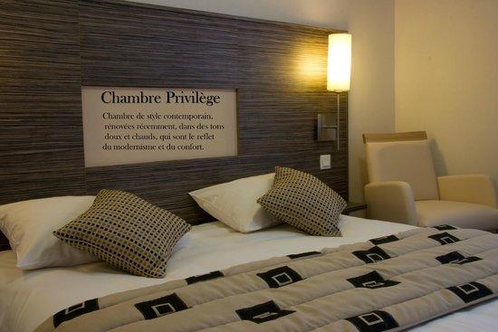 Hotel Continental : Chambre Privilège