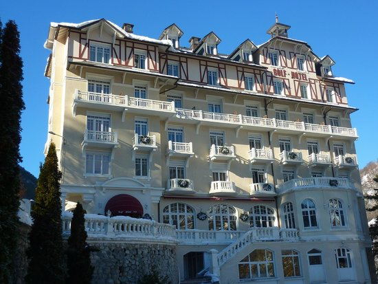 Photo of Golf Hotel Brides-les-Bains
