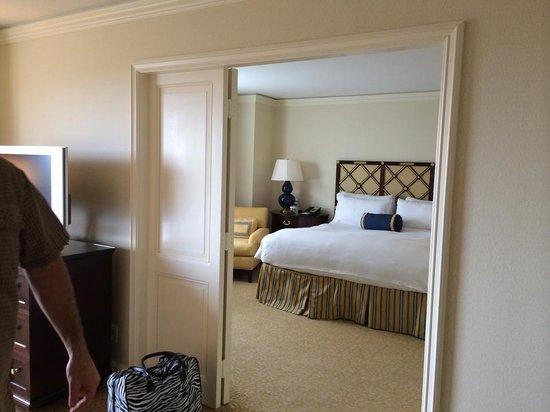 The Ritz-Carlton, Pentagon City: The bedroom
