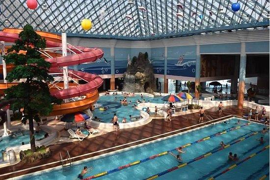 Munsu Water Park Indoor Pool