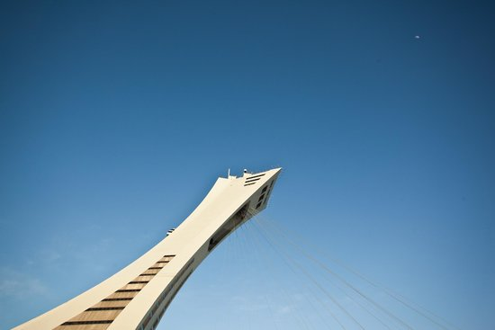 Olympic Park (Parc olympique): The Montreal Tower