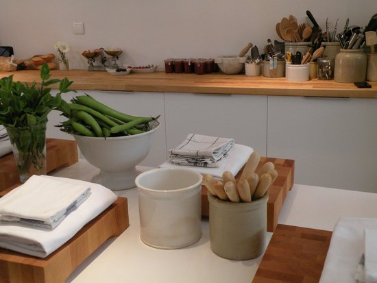 The Cook's Atelier : Ready to cook