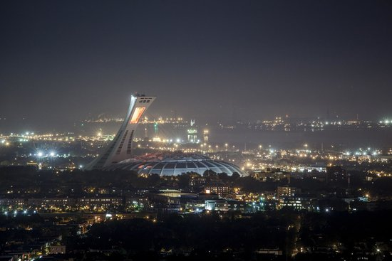 Olympic Park (Parc olympique) : Montreal Olympic Park