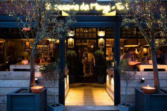 Brasserie & Feestzaal de Mange-Tout