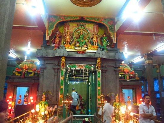 Mariamman Hindu Temple: Mariamman temple