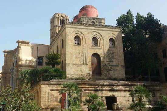 Church of San Cataldo: Chiesa di San Cataldo, Palermo