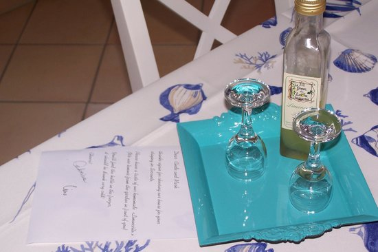 Gocce di Limone B&B Sorrento: Homemade by Catrina from the lemons out your door.
