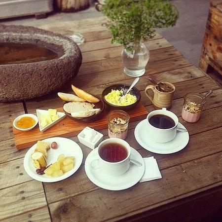 Mm 450 Hotel Boutique: Desayuno
