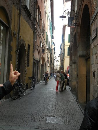 DriverinRome Transportation & Tours: Lucca