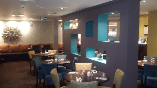 Premier Inn Bournemouth Westcliff Hotel: restaurant