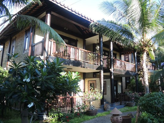 Lotus Village Resort: домики