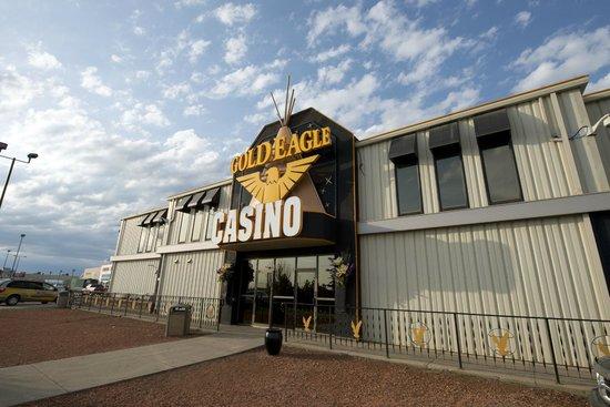 Eagle casino north conviction gambling nc