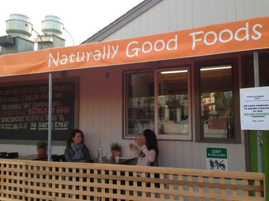 Photo of American Restaurant Naturally Good Foods and Cafe at 38 S Etna Ave, Montauk, NY 11954, United States