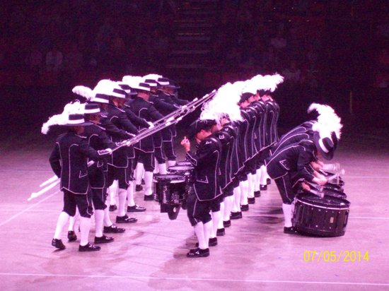 Royal Nova Scotia International Tattoo: Top Secret Drum Corps