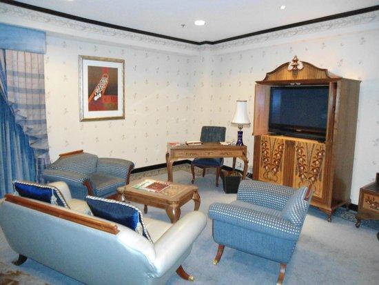Lisboa Hotel: Suite parte 2