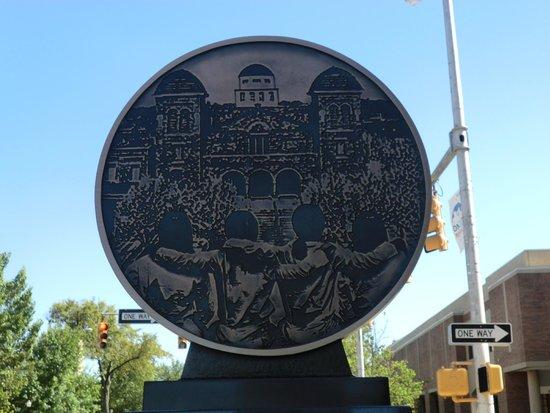 Kelly Ingram Park: 16th Street Historic District