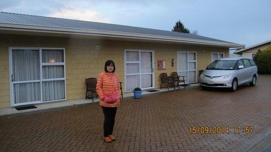 Parklands Motel: our rooms