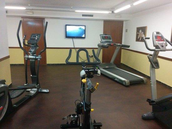 Monte Triana Hotel: Gym