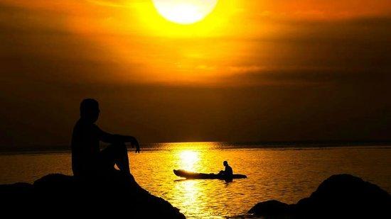 Laem Sing Beach: Laem Singh sunsets...