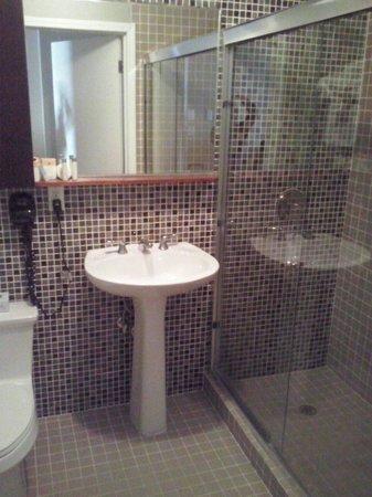 Hotel Vetiver: Baño