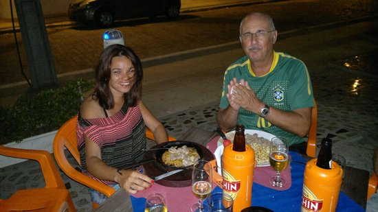 Restaurante Kaipiras : romántica