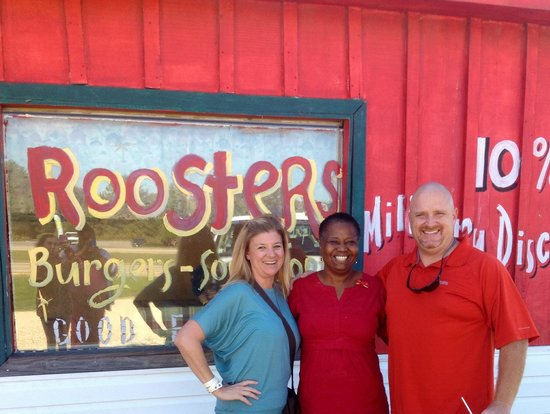 New Augusta, MS: Fabulous food and southern hospitality! Thank you MIss Louise!