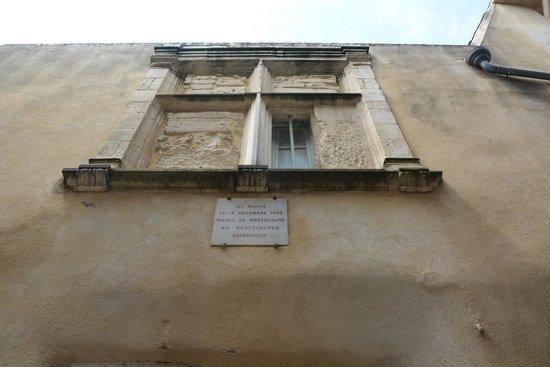 Casa Natale Di Nostradamus : Casa de Nostradamus