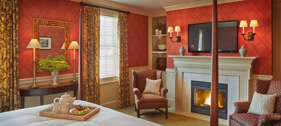 Green Mountain Inn: Luxury Suite