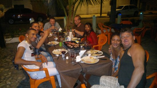 Restaurante Kaipiras : sem palavras.....