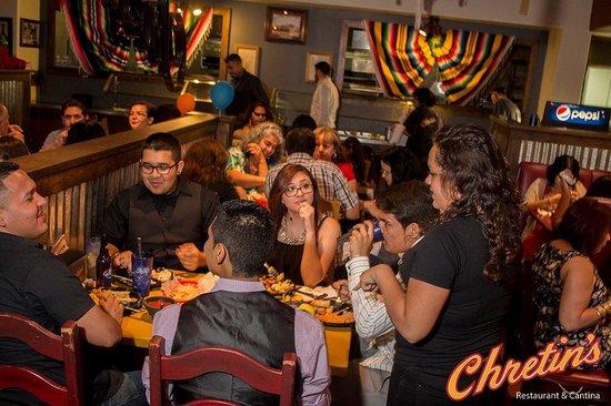 "Chretin's Restaurant & Cantina: Chretin's Events ""Wedding"""