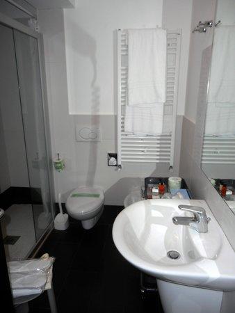 Hotel Villa Pannonia: Our room (212)