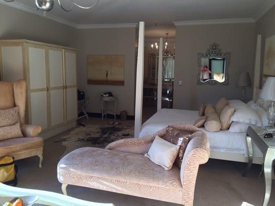 SW1 Lodge: schlafzimmer