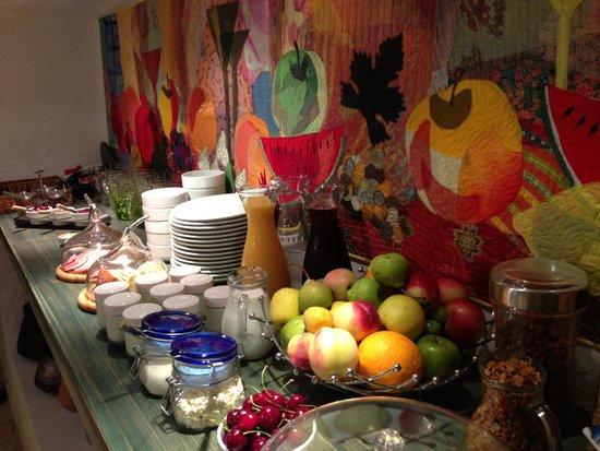 No12 Boutique Hotel: Café da manhã