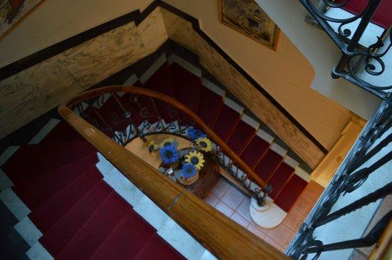 Charly : Stairs