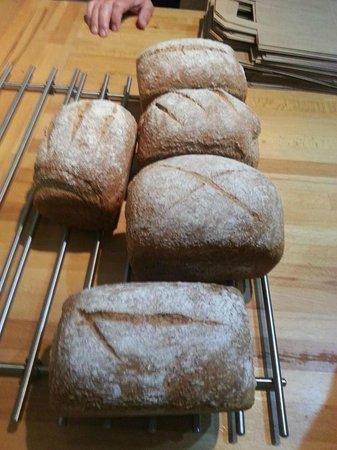 Bread in Fife: loaf