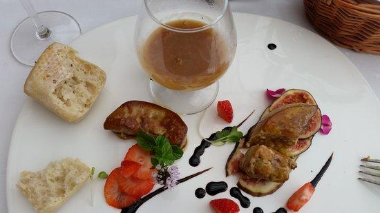 Fellini: foie  gras
