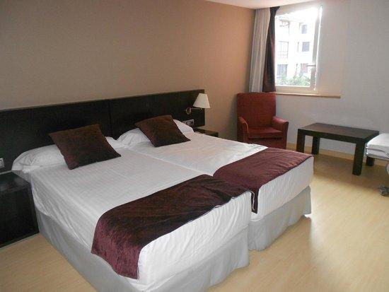 Centric Atiram Hotel: Dormitorio