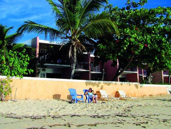 Osprey Beach Hotel: Another random balcony shot from the beach