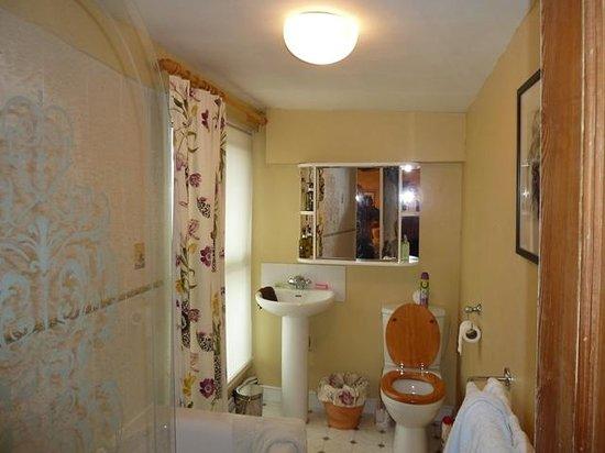 Denmark House: Bathroom