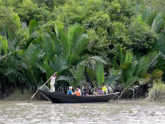 Бангладеш: countryboat