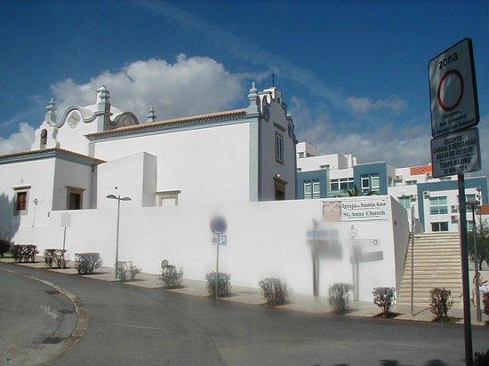 Sant'Ana Church : Attractive Church