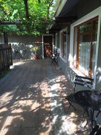 Karoo Lodge : sehr schönes B&B