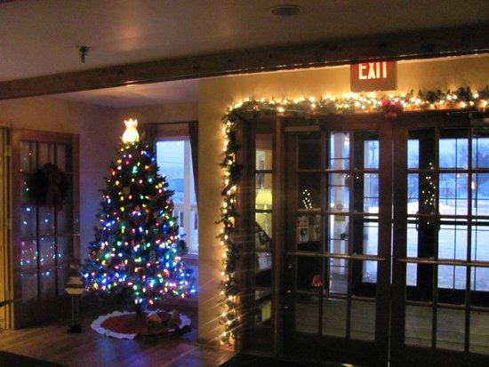 Country Inn of Hoyt Lakes: Christmas 2013