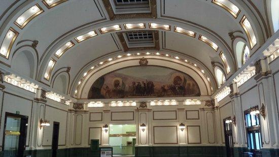 Discovery Gateway Children's Museum: Dentro la stazione