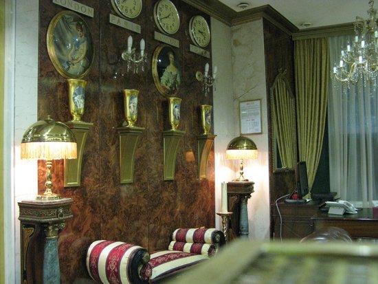 Hotel Ilica: sala colazione